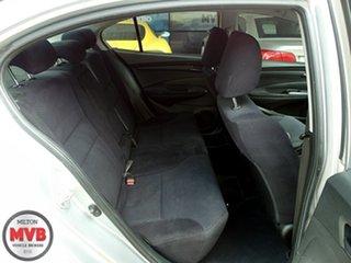 2012 Honda City VTi Sedan.