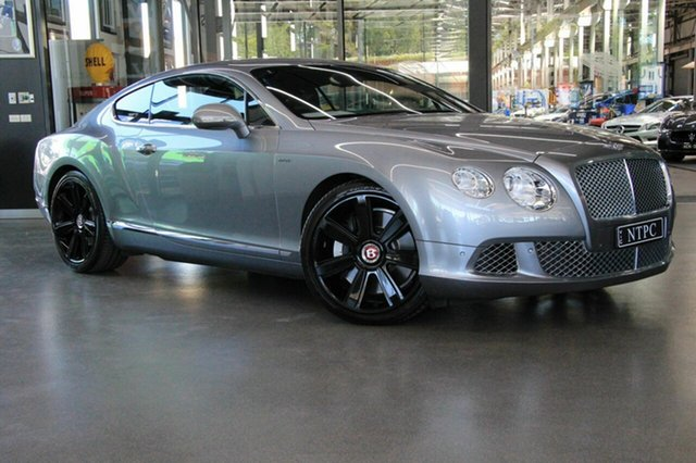Discounted Used Bentley Continental GT Speed, North Melbourne, 2013 Bentley Continental GT Speed Coupe