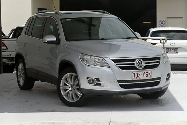 Used Volkswagen Tiguan 147TSI 4MOTION, Southport, 2009 Volkswagen Tiguan 147TSI 4MOTION Wagon