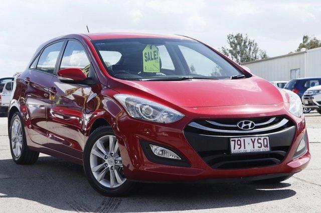 Used Hyundai i30 SE, Bowen Hills, 2014 Hyundai i30 SE Hatchback