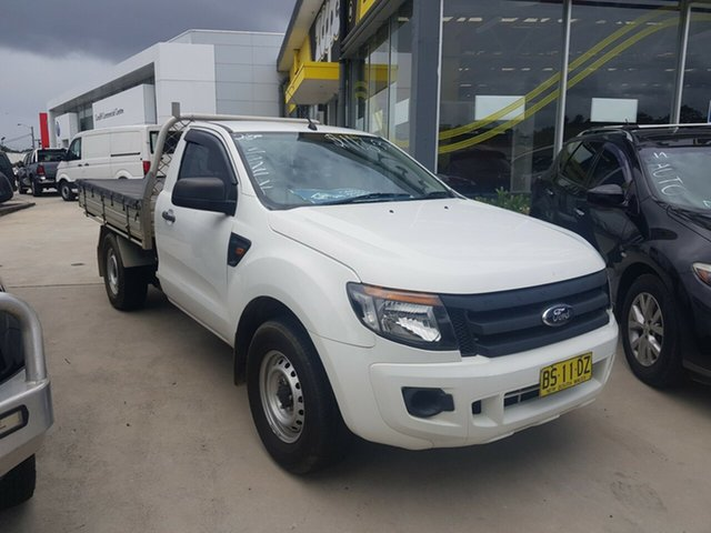 Used Ford Ranger XL 4x2, Cardiff, 2012 Ford Ranger XL 4x2 Cab Chassis