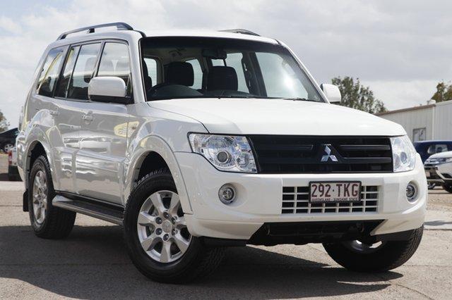 Used Mitsubishi Pajero GLX-R, Bowen Hills, 2013 Mitsubishi Pajero GLX-R Wagon
