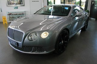 2013 Bentley Continental GT Speed Coupe.