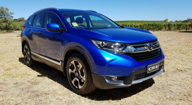 Demonstrator, Demo, Near New Honda CR-V VTi-S FWD, Tanunda, 2019 Honda CR-V VTi-S FWD Wagon