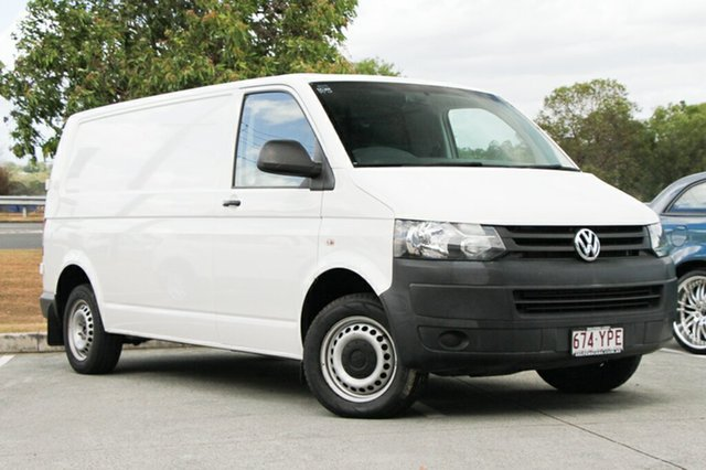 Used Volkswagen Transporter TDI340 LWB DSG, Indooroopilly, 2015 Volkswagen Transporter TDI340 LWB DSG Van