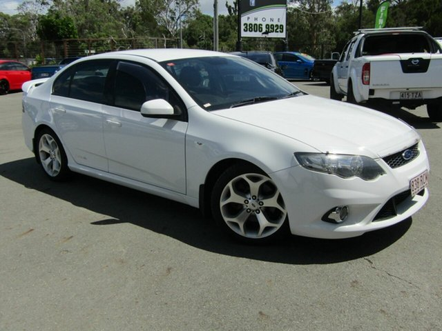 Used Ford Falcon XR6T, Underwood, 2010 Ford Falcon XR6T Sedan