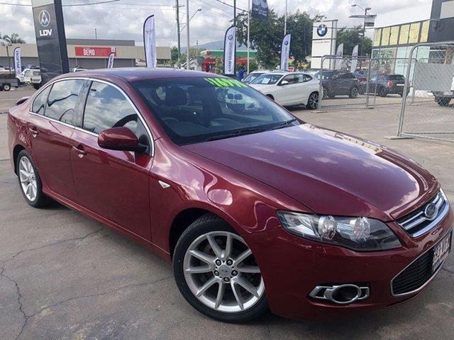 Used Ford Falcon G6 EcoBoost, Mundingburra, 2013 Ford Falcon G6 EcoBoost Sedan