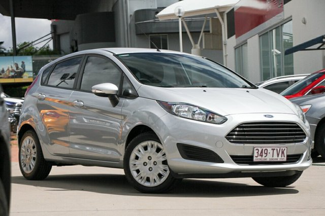 Used Ford Fiesta Ambiente, Indooroopilly, 2014 Ford Fiesta Ambiente Hatchback