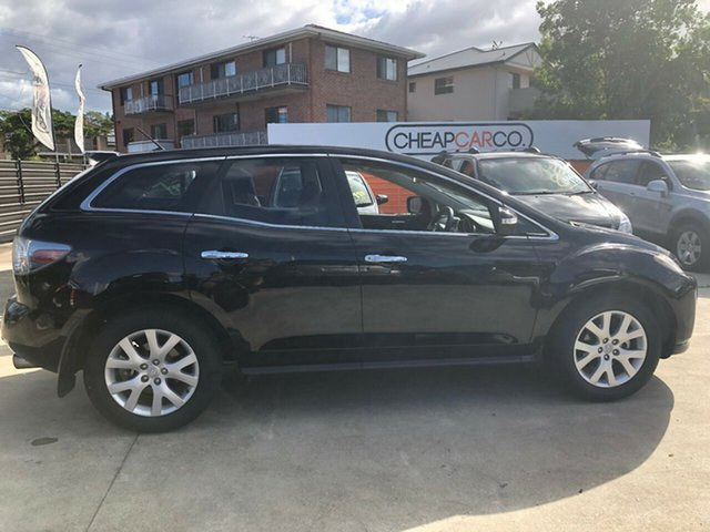 Used Mazda CX-7 Luxury Activematic Sports, Greenslopes, 2009 Mazda CX-7 Luxury Activematic Sports Wagon