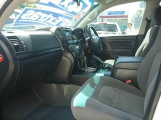 2015 Toyota Landcruiser GX Wagon.