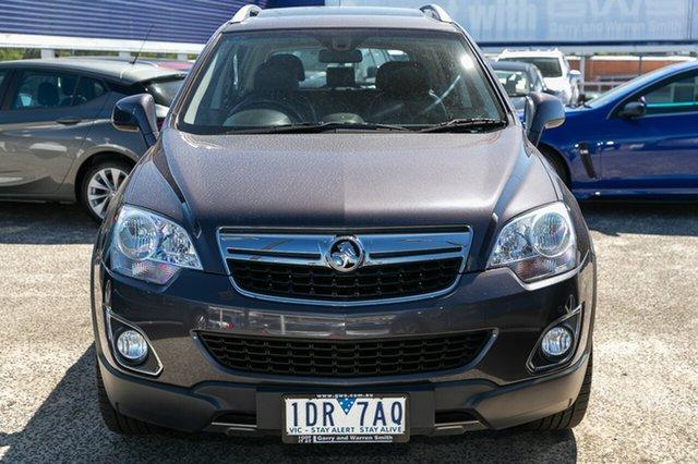 Used Holden Captiva 5 LTZ (AWD), Oakleigh, 2014 Holden Captiva 5 LTZ (AWD) CG MY13 Wagon