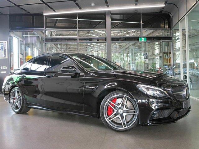 Used Mercedes-Benz C63 AMG SPEEDSHIFT MCT S, North Melbourne, 2015 Mercedes-Benz C63 AMG SPEEDSHIFT MCT S Sedan