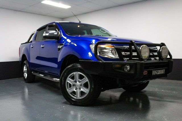 Used Ford Ranger XLT Double Cab, Cardiff, 2014 Ford Ranger XLT Double Cab Utility