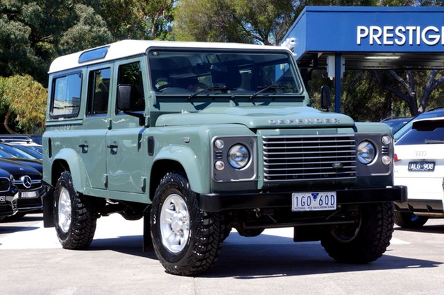 Used Land Rover Defender AWD, Balwyn, 2016 Land Rover Defender AWD Wagon