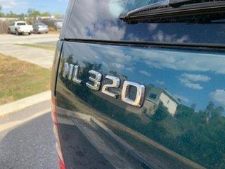 1998 Mercedes-Benz ML320 Wagon.