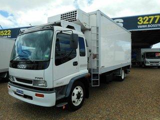 1999 Isuzu FSR Refrigerated Truck.