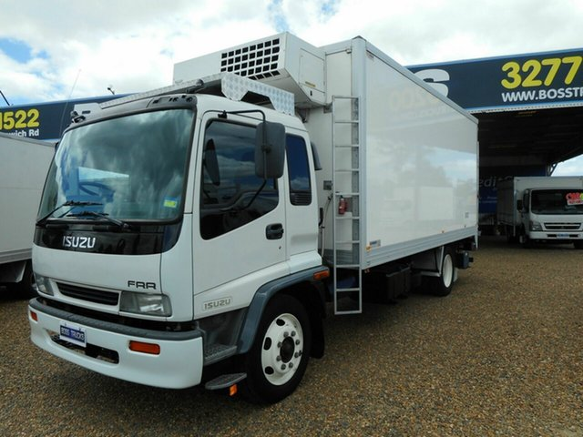 Used Isuzu FSR, Rocklea, 1999 Isuzu FSR Refrigerated Truck