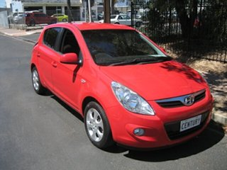 2011 Hyundai i20 Active Hatchback.