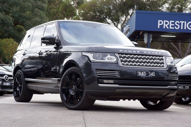 Used Land Rover Range Rover V8SC Autobiography, Balwyn, 2013 Land Rover Range Rover V8SC Autobiography Wagon