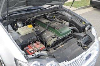2009 Ford Falcon G6E (LPG) Sedan.