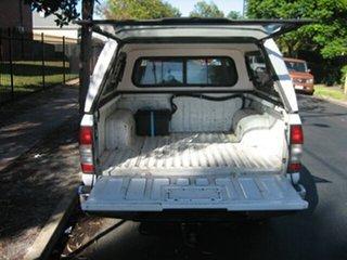 2005 Nissan Navara ST-R Utility.