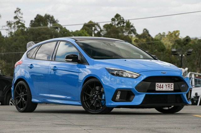 Used Ford Focus RS AWD, Indooroopilly, 2017 Ford Focus RS AWD Hatchback