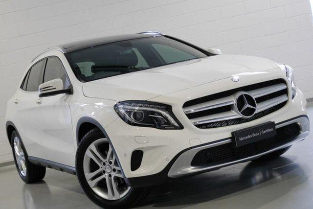 Used Mercedes-Benz GLA 200 CDI DCT, Warwick Farm, 2015 Mercedes-Benz GLA 200 CDI DCT Wagon