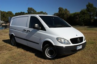 2009 Mercedes-Benz Vito 111CDI Low Roof Comp Van.