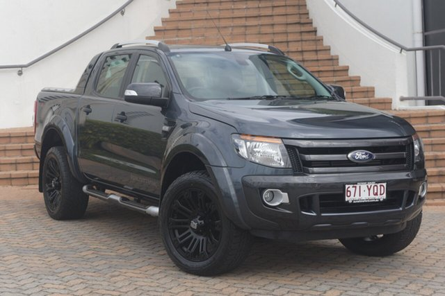 Discounted Used Ford Ranger Wildtrak Double Cab, Southport, 2014 Ford Ranger Wildtrak Double Cab Utility