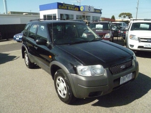 Used Ford Escape XLS, Cheltenham, 2004 Ford Escape XLS Wagon