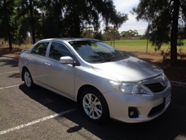 Used Toyota Corolla Ascent Sport, Nailsworth, 2011 Toyota Corolla Ascent Sport Sedan