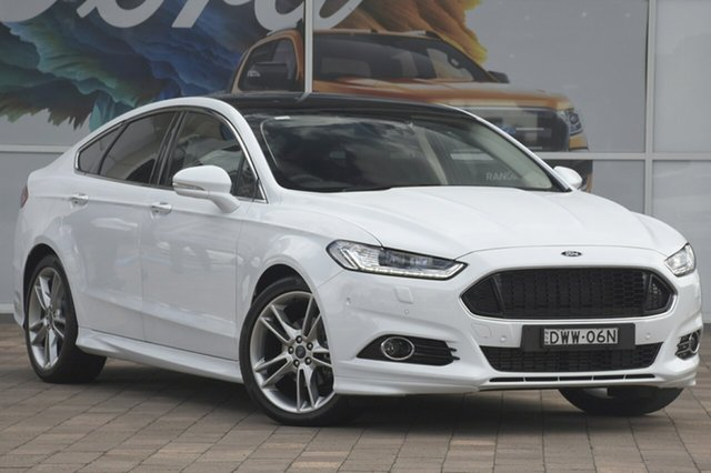 Discounted Used Ford Mondeo Titanium SelectShift, Narellan, 2018 Ford Mondeo Titanium SelectShift Hatchback