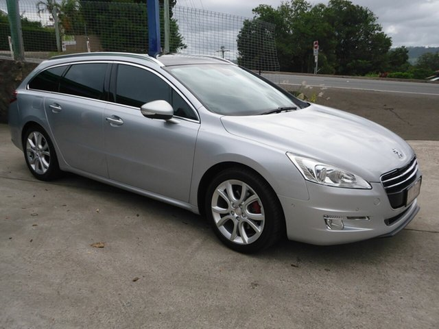 Used Peugeot 508 Allure Touring, Nambour, 2011 Peugeot 508 Allure Touring Wagon