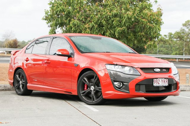 Used Ford Performance Vehicles F6, Indooroopilly, 2013 Ford Performance Vehicles F6 Sedan