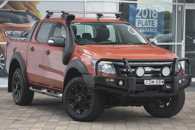 Used Ford Ranger Wildtrak Double Cab, Southport, 2014 Ford Ranger Wildtrak Double Cab Utility