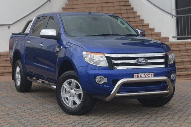 Discounted Used Ford Ranger XLT Double Cab, Southport, 2015 Ford Ranger XLT Double Cab Utility