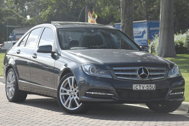 Discounted Used Mercedes-Benz C250 Elegance 7G-Tronic +, Warwick Farm, 2013 Mercedes-Benz C250 Elegance 7G-Tronic + Sedan