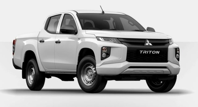 New Mitsubishi Triton GLX Double Cab, Atherton, 2019 Mitsubishi Triton GLX Double Cab Utility