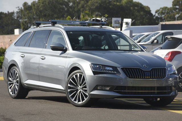 Discounted New Skoda Superb 162TSI DSG, Warwick Farm, 2018 Skoda Superb 162TSI DSG Wagon