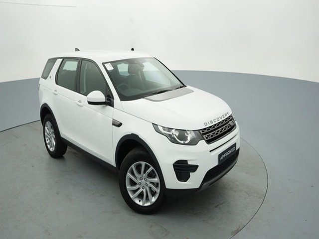 Used Land Rover Discovery Sport TD4 110kW SE, Doncaster, 2017 Land Rover Discovery Sport TD4 110kW SE Wagon