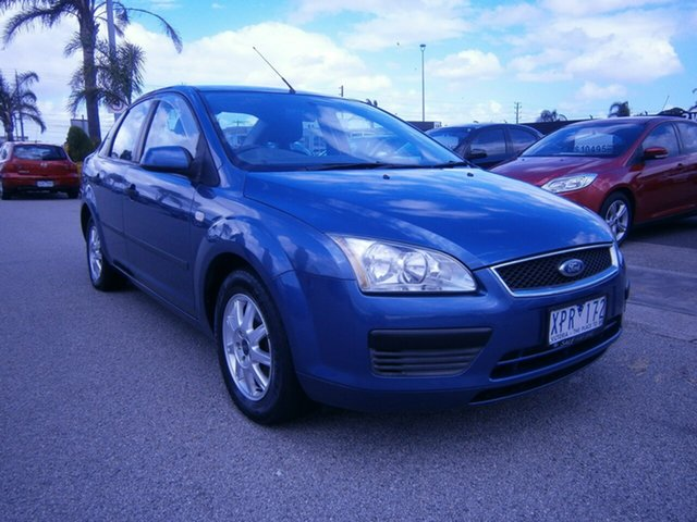 Used Ford Focus CL, Cheltenham, 2006 Ford Focus CL Sedan