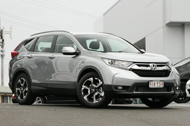 Demonstrator, Demo, Near New Honda CR-V VTi-E FWD, Indooroopilly, 2018 Honda CR-V VTi-E FWD Wagon