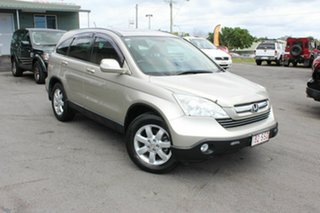 2007 Honda CR-V Luxury 4WD Wagon.