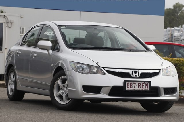 Used Honda Civic Limited Edition, Bowen Hills, 2010 Honda Civic Limited Edition Sedan