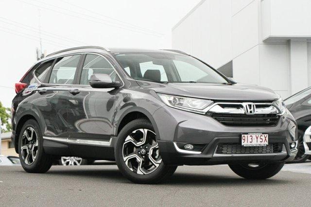 Demonstrator, Demo, Near New Honda CR-V VTi-L FWD, Indooroopilly, 2018 Honda CR-V VTi-L FWD Wagon