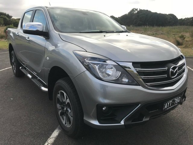 Demonstrator, Demo, Near New Mazda BT-50 XTR, Warrnambool East, 2018 Mazda BT-50 XTR Utility