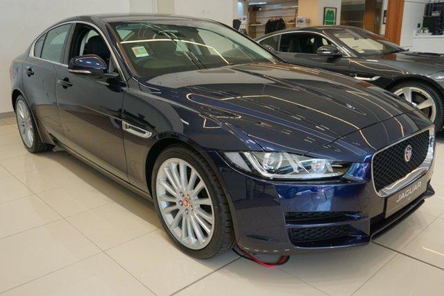 New Jaguar XE 20d Prestige, Phillip, 2018 Jaguar XE 20d Prestige Sedan