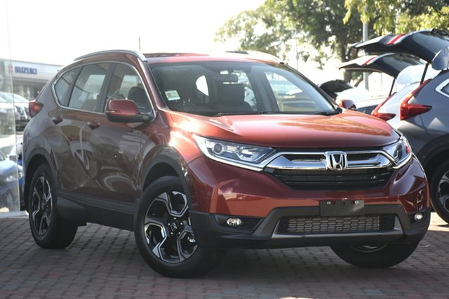 Discounted Demonstrator, Demo, Near New Honda CR-V VTi-E FWD, Warwick Farm, 2018 Honda CR-V VTi-E FWD SUV