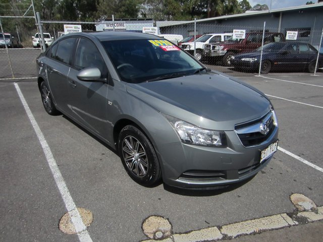 Used Holden Cruze CD, Alexandra Headland, 2009 Holden Cruze CD Sedan