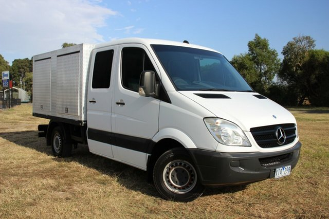 Used Mercedes-Benz Sprinter 315CDI MWB, Officer, 2009 Mercedes-Benz Sprinter 315CDI MWB Cab Chassis